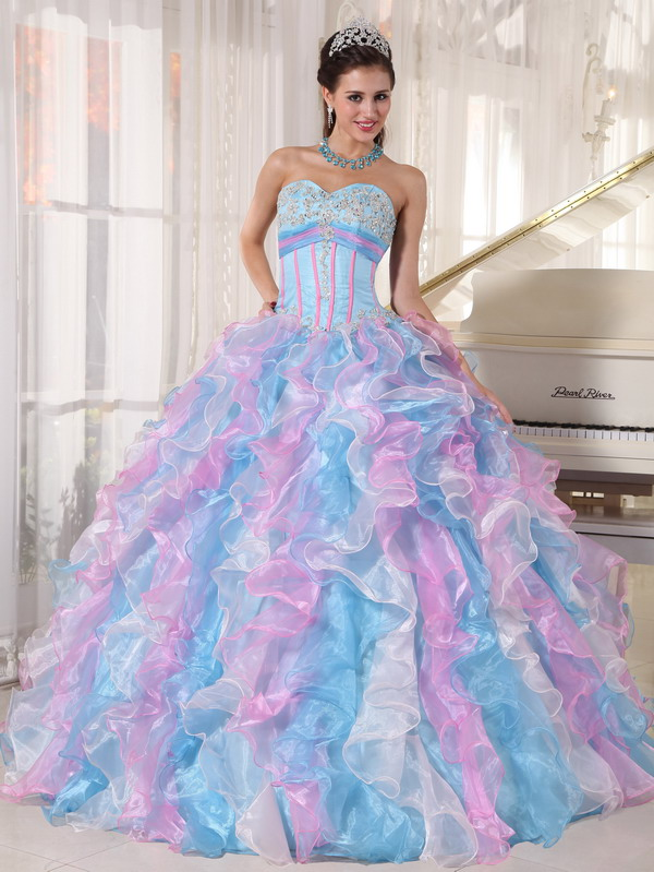 Quinceanera Dress by Color